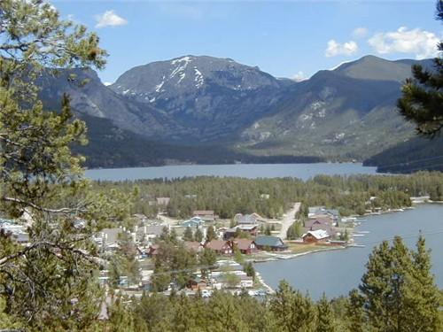 Grand Lake Colorado Photo